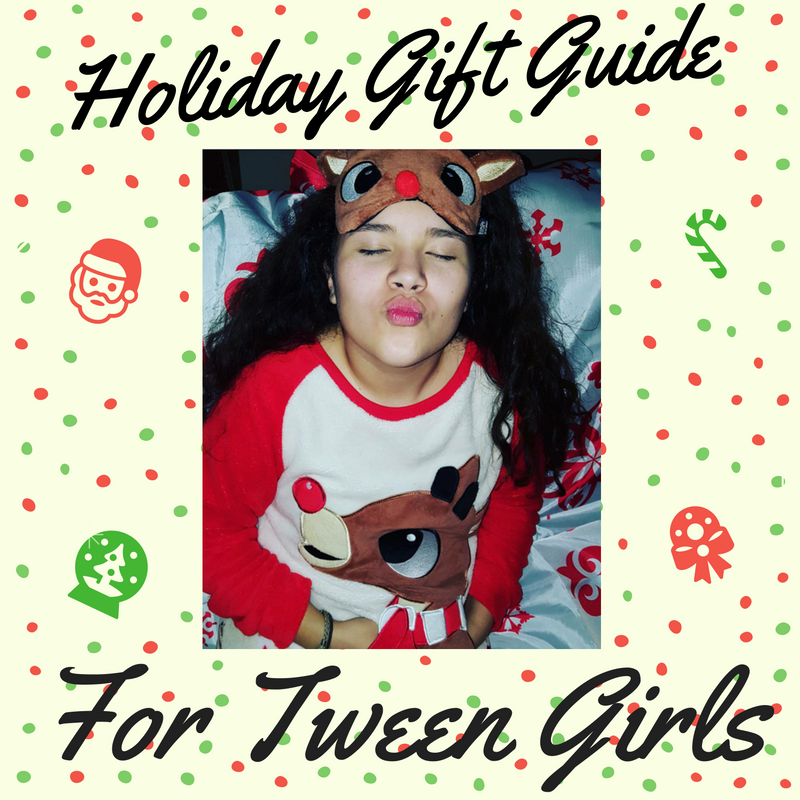 Holiday Gift Guide Tween Girls